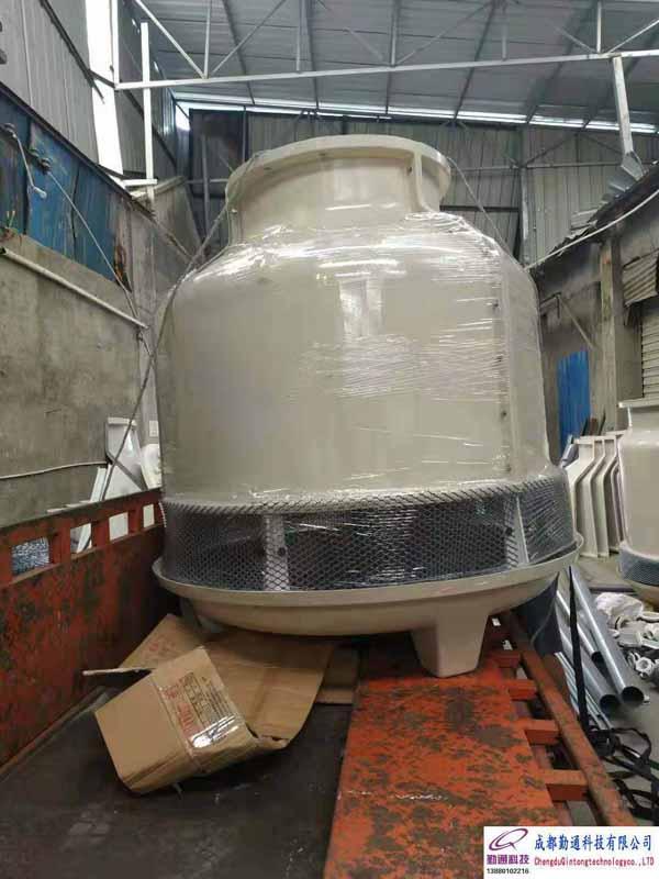 广汉LH-30T圆形冷却塔1台货啦啦发货